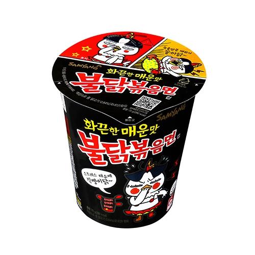 삼양 불닭볶음면 컵 70g
