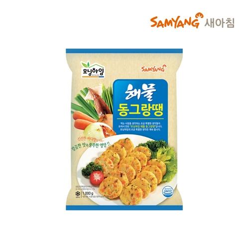 삼양 모닝하임 해물동그랑땡 1000g
