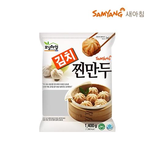 삼양 모닝하임 김치찐만두 1400g