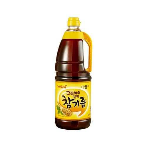 삼양 다참 참기름 1.8L